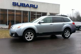 Used 2014 Subaru Outback Convenience PKG for sale in Minden, ON