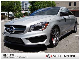 Used 2014 Mercedes-Benz CLA-Class CLA 45 AMG for sale in Port Moody, BC