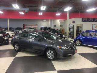 Used 2015 Honda Civic LX AUT0 A/C CRUISE CONTROL 94K for sale in North York, ON