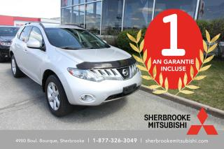 Used 2010 Nissan Murano SL AWD for sale in Sherbrooke, QC