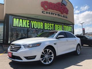 Used 2013 Ford Taurus SEL for sale in Scarborough, ON