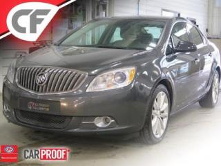 Used 2014 Buick Verano for sale in Lévis, QC