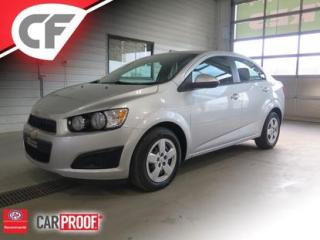 Used 2014 Chevrolet Sonic Ls A/c for sale in Lévis, QC