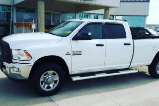 Used 2015 RAM 3500 DIESEL / SLT/ 4X4 / NO PAYMENTS FOR 6 MONTHS !!! for sale in Tilbury, ON