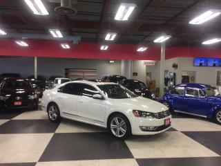 Used 2013 Volkswagen Passat 2.0 TDI COMFORTLINE AUT0 LEATHER  SUNROOF 135K for sale in North York, ON