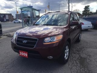 Used 2009 Hyundai Santa Fe GLS AWD NO ACCIDENT for sale in Scarborough, ON