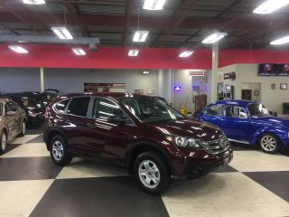 Used 2013 Honda CR-V LX AUT0MATIC A/C AWD CRUISE 132K for sale in North York, ON