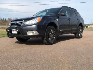 Used 2012 Subaru Outback 3.6 LIMITED OFFROAD EDITION for sale in Steeves Mountain, NB