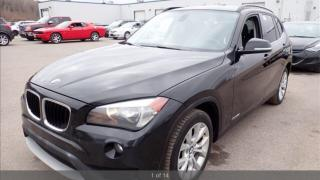 Used 2014 BMW X1 xDrive28i for sale in York, ON