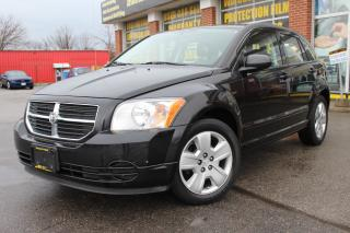 Used 2009 Dodge Caliber SXT VERY LOW KMs/CLEAN CARPROOF/ONE OWNER for sale in Oakville, ON