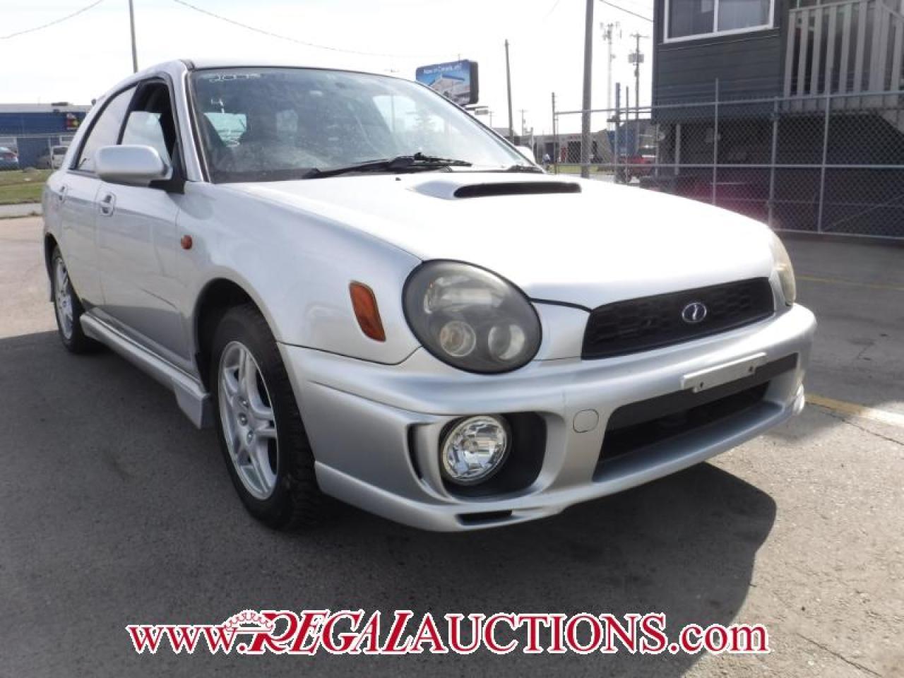 Photo of Silver 2000 Subaru IMPREZA  4D HATCHBACK AWD