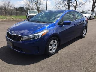 Used 2018 Kia FORTE POWER GROUP * BLUETOOTH * LOW KM for sale in London, ON
