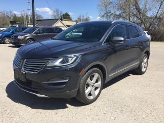 Used 2015 Lincoln MKC 2.0 * AWD * Leather * Rear CAM * Heated Seats * Bluetooth for sale in London, ON