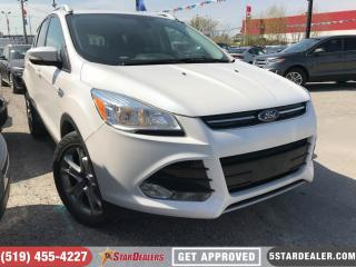 Used 2014 Ford Escape Titanium | LEATHER | ROOF | NAV | ECOBOOST for sale in London, ON