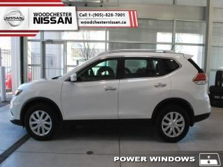 Used 2016 Nissan Rogue S  -  Bluetooth - $147.37 B/W for sale in Mississauga, ON