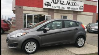 Used 2014 Ford Fiesta 5dr HB SE. 98000 km . low kms. one owner . no accidents for sale in North York, ON