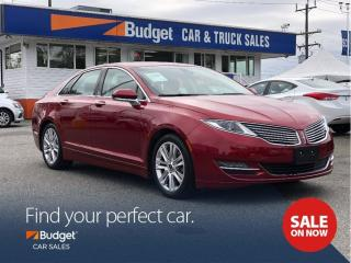 Used 2014 Lincoln MKZ Self Parking, Super Clean, Luxury for sale in Vancouver, BC