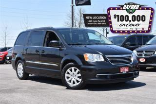 Used 2014 Chrysler Town & Country Touring - pwr doors, pwr hatch, back up cam for sale in London, ON