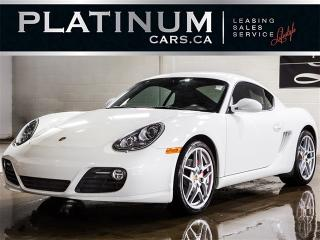 Used 2009 Porsche Cayman S, PDK, NAVI, BOSE, HEATED LEATHER for sale in North York, ON