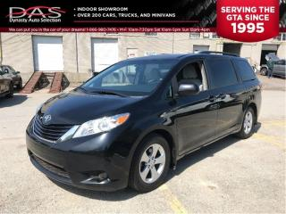 Used 2015 Toyota Sienna LE 8 Passenger Power Doors/Camera for sale in North York, ON
