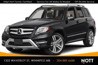 Used 2015 Mercedes-Benz GLK-Class 350W4M AMG Style PKG Nav Pano for sale in Winnipeg, MB