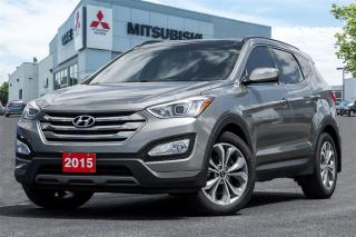 Used 2015 Hyundai Santa Fe Sport 2.0T AWD Limited for sale in Mississauga, ON