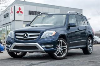 Used 2014 Mercedes-Benz GLK350 4Matic for sale in Mississauga, ON