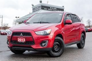 Used 2013 Mitsubishi RVR 2WD SE - CVT for sale in Mississauga, ON