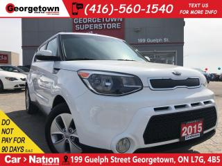 Used 2015 Kia Soul LX+ | MANUAL | WARRANTY | RARE CAR | ONE OWNER | for sale in Georgetown, ON