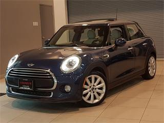 Used 2016 MINI Cooper Hardtop 5 Door Cooper **LEATHER-PANO ROOF-NAVIGATION** for sale in York, ON