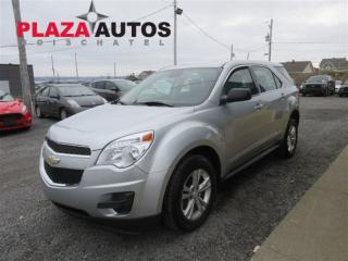 Used 2014 Chevrolet Equinox LS for sale in Quebec, QC