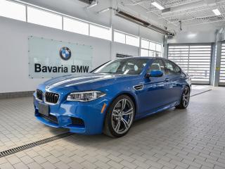 Used 2014 BMW M5 Sedan for sale in Edmonton, AB