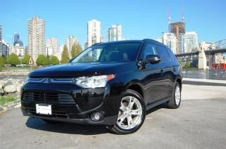 Used 2014 Mitsubishi Outlander 4WD GT for sale in Surrey, BC