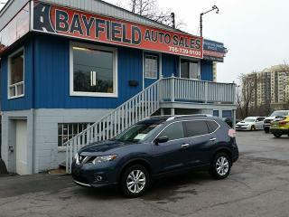 Used 2014 Nissan Rogue SV AWD **Panoramic Roof/Only 16k!!** for sale in Barrie, ON