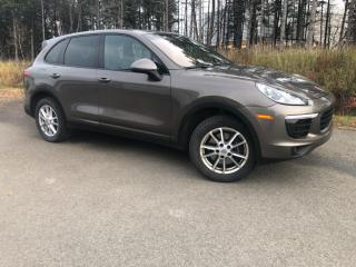 Used 2016 Porsche Cayenne Navigation, toit ouvrant for sale in Mirabel, QC