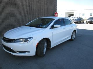 Used 2016 Chrysler 200 LTD for sale in Gatineau, QC