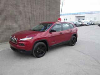 Used 2016 Jeep Cherokee Sport for sale in Gatineau, QC