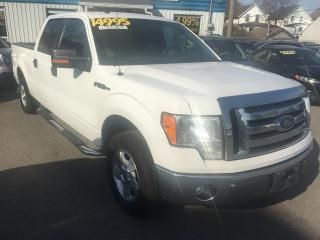 Used 2011 Ford F-150 XLT, CREW CAB for sale in St Catharines, ON