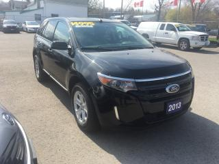 Used 2013 Ford Edge SEL for sale in St Catharines, ON