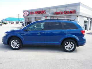 Used 2015 Dodge Journey SXT for sale in Owen Sound, ON