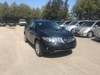 Used 2009 Nissan Murano SL for sale in Waterloo, ON