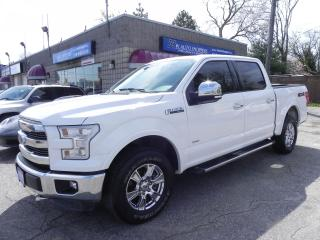Used 2016 Ford F-150 LARIAT ** 3.5L TURBO ENGINE** for sale in Windsor, ON