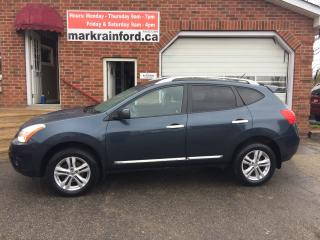 Used 2012 Nissan Rogue SV AWD Bluetooth Back Up Camera LOW KMS for sale in Bowmanville, ON