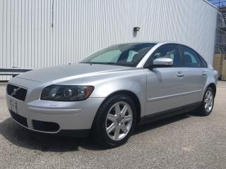 Used 2007 Volvo S40 Premium for sale in Mississauga, ON