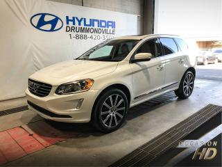 Used 2014 Volvo XC60 T6 AWD + PLATINUM + SPORT/TECH PACK + NA for sale in Drummondville, QC