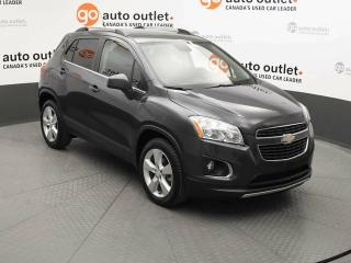 Used 2013 Chevrolet Trax LTZ All-wheel Drive for sale in Red Deer, AB
