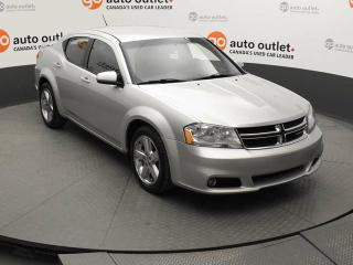 Used 2012 Dodge Avenger SXT for sale in Red Deer, AB