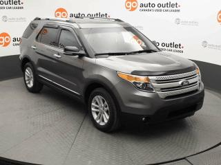Used 2012 Ford Explorer XLT 4X4 for sale in Red Deer, AB