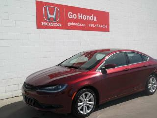 Used 2015 Chrysler 200 Limited for sale in Edmonton, AB