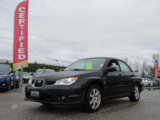 Used 2007 Subaru Impreza 2.5 AWD / ONE OWNER / ACCIDENT FREE for sale in Newmarket, ON